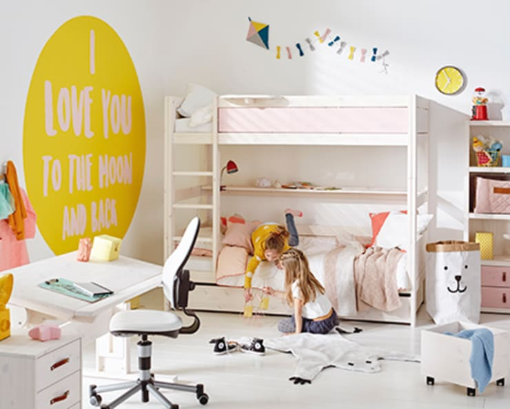 Immagini Di Letti A Castello Per Bambini.Letti A Castello Di Decochic Di Dal Dosso Federica Homify