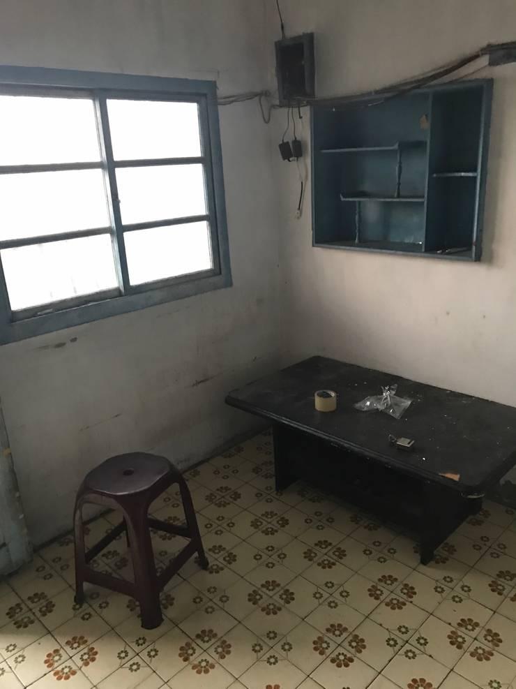 改造前客廳區:   by 懷謙建設有限公司