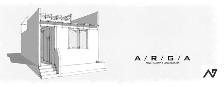 PORTADA:  de estilo  por Arga Arquitectura