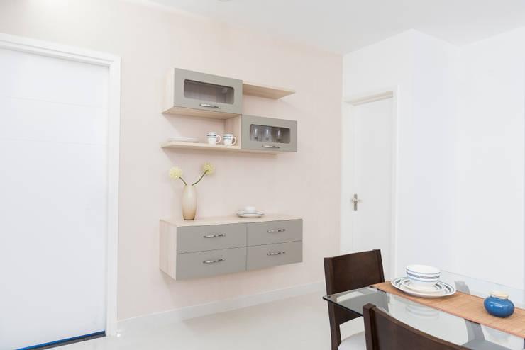 Durga Petals 301: modern Living room by Designasm Studio