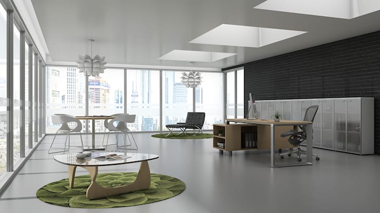 Offices & stores by Gabriela Afonso