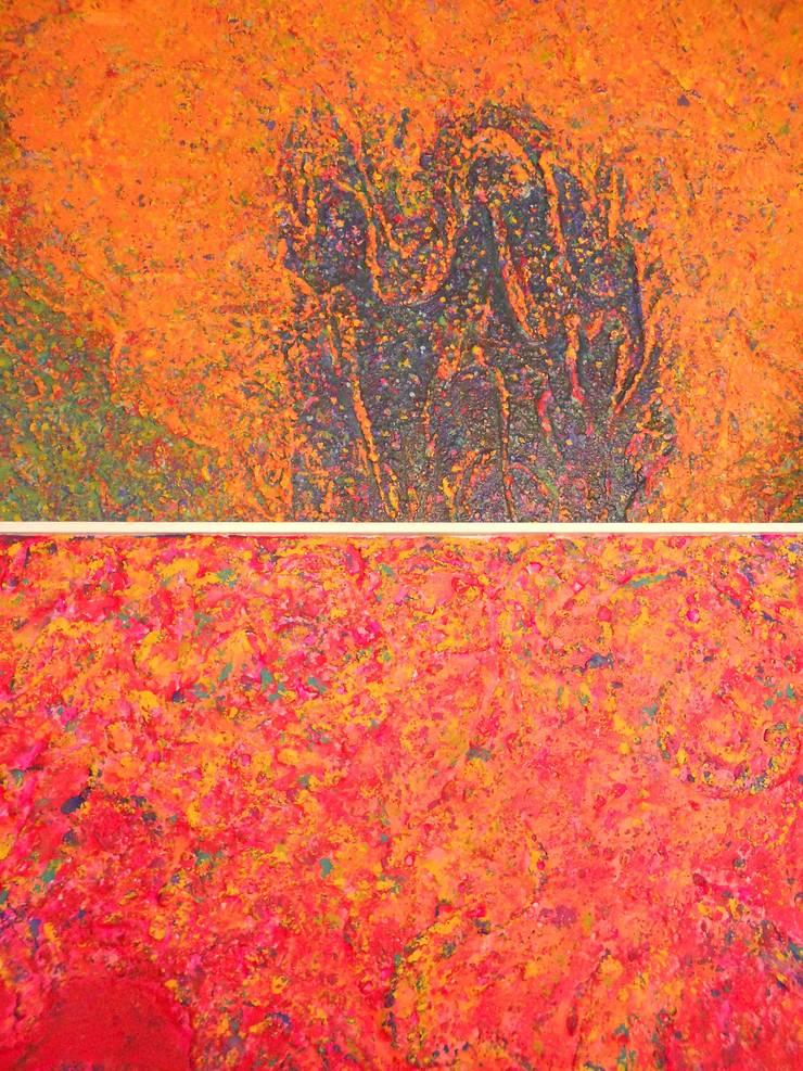 Principio Vital : Arte de estilo  por ADRIAN PISSANO ARTISTA PLASTICO,