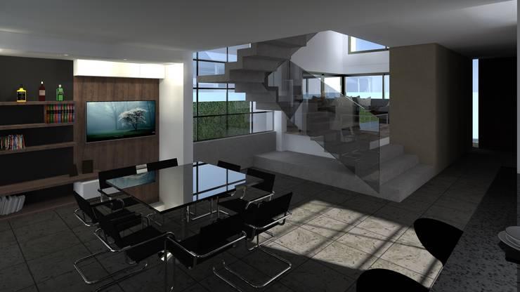 Comedor: Comedores de estilo  por BM3 Arquitectos,Moderno