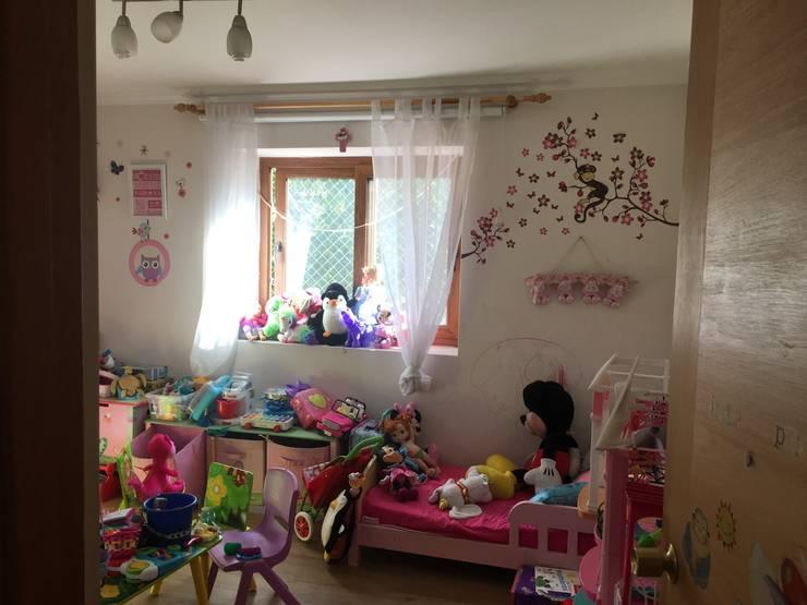 Habitación Niñas:  de estilo  por Kaa Interior