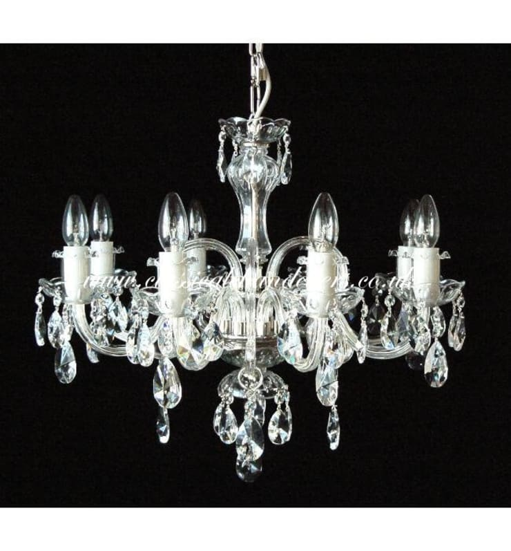 Living room by Classical Chandeliers
