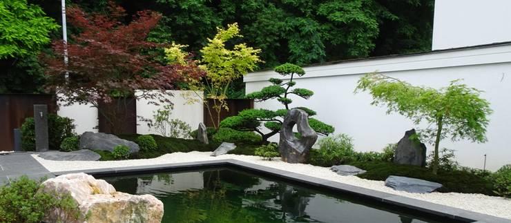 in Karlsruhe: ZEN trifft Kunst:   von japan-garten-kultur