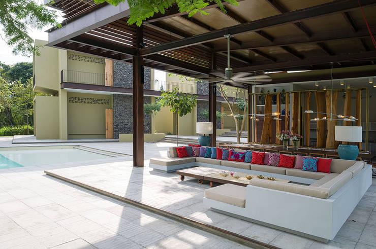 Terrace by NOAH Proyectos SAS