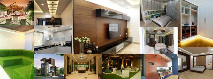 Finch Office: modern  by Finch Architects,Modern