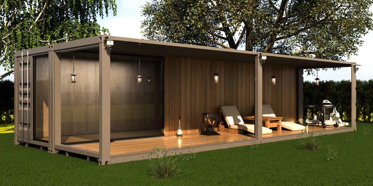 Next Container – Next Container - Lorena 60:  tarz Prefabrik ev