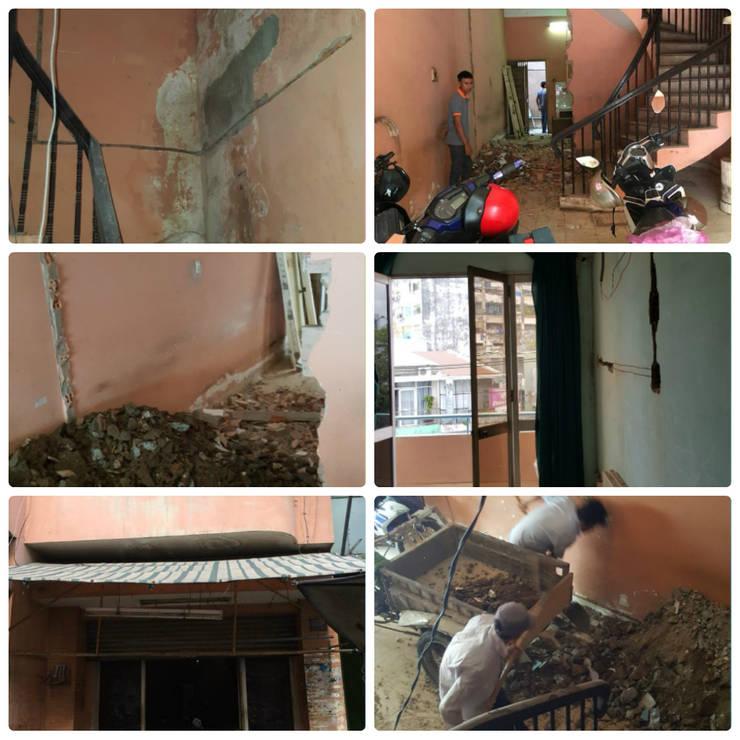 Sửa chữa nâng cấp trọn gói:  Dining room by Công ty TNHH sửa chữa nhà phố trọn gói An Phú 0911.120.739