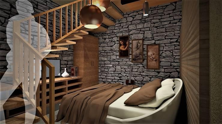 Casas de campo de estilo  por ARGAL Arquitectura-Arte-Diseño