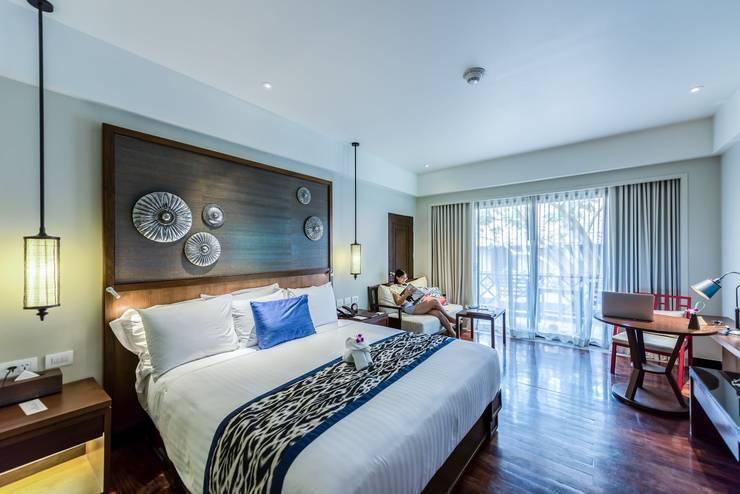 ห้องนอน:   by Changrot ช่างรส