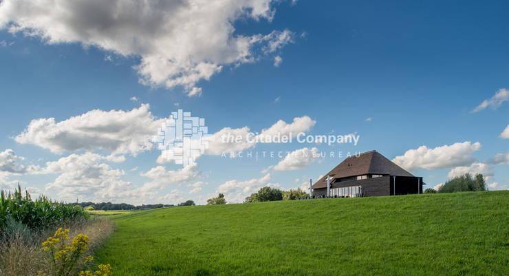 Dijkmoment Zwolle:  Huizen door Architectenbureau The Citadel Company