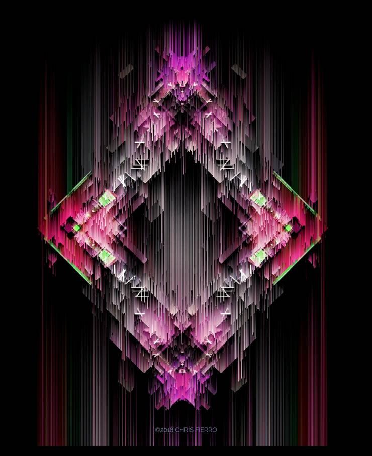 """""""A new machine"""": Arte de estilo  por Chris Fierro Arte Visual"""