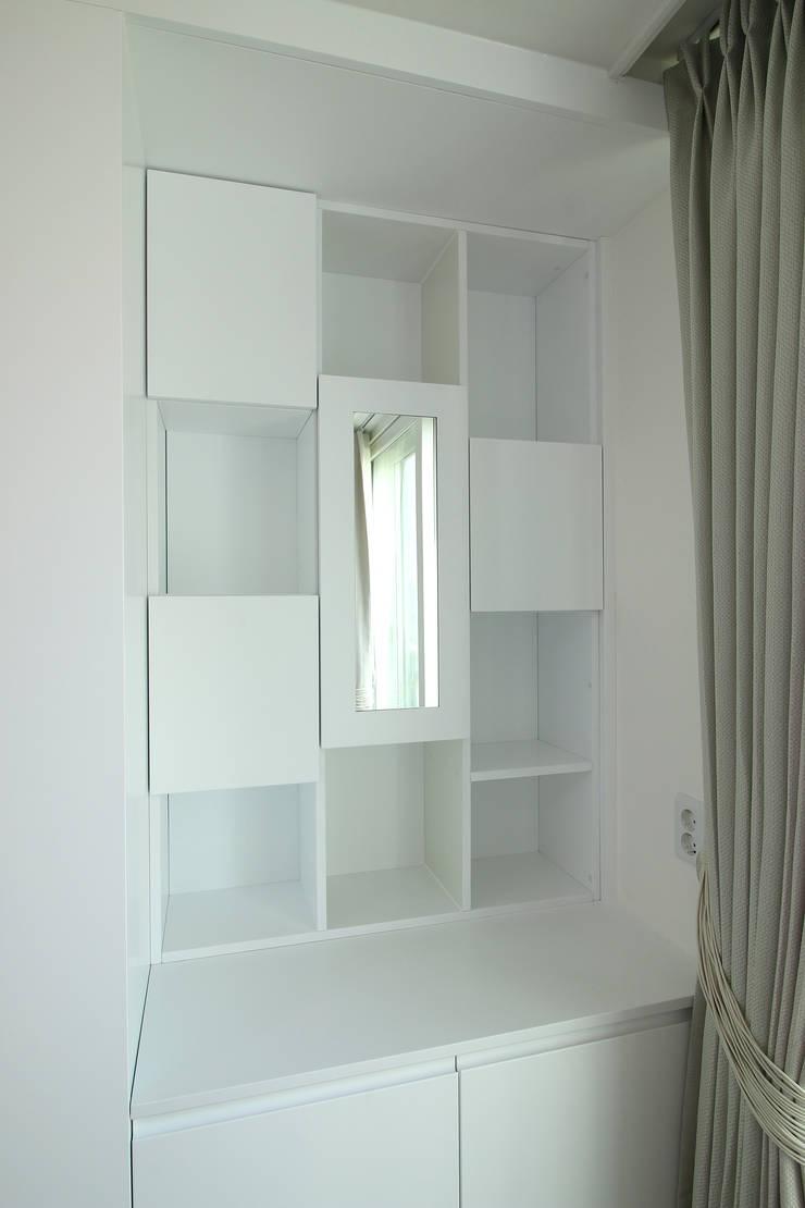 Multimedia-Raum von Design Mind Mirae