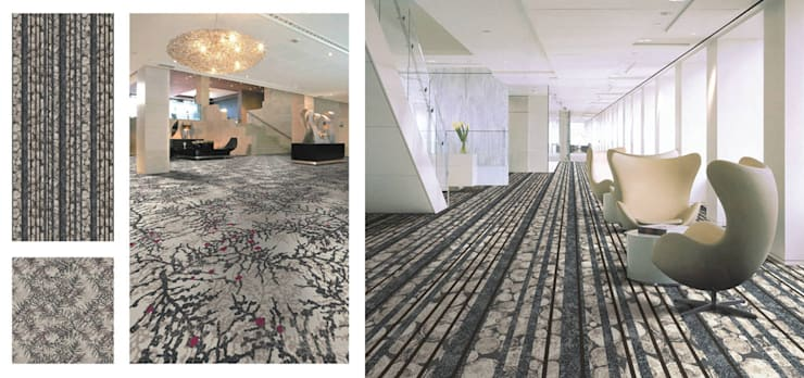 VIAMADA – Contract and Hotel Carpets:  tarz