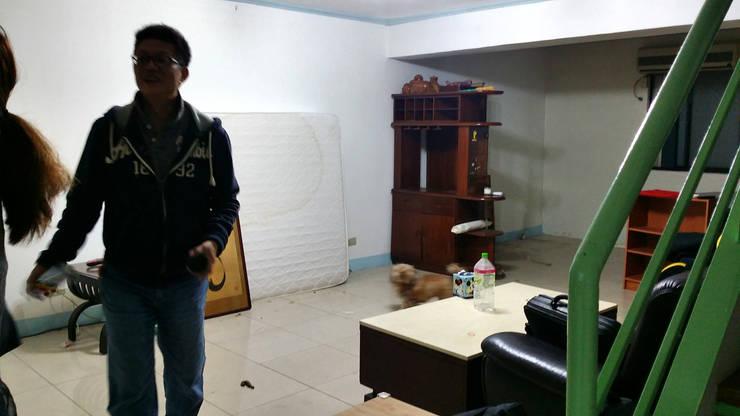 L公館透天舊屋翻新:   by 懷謙建設有限公司