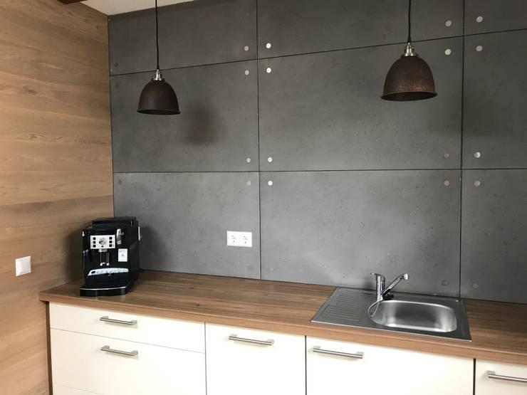 Cozinhas  por Loft Design System Deutschland - Wandpaneele aus Bayern