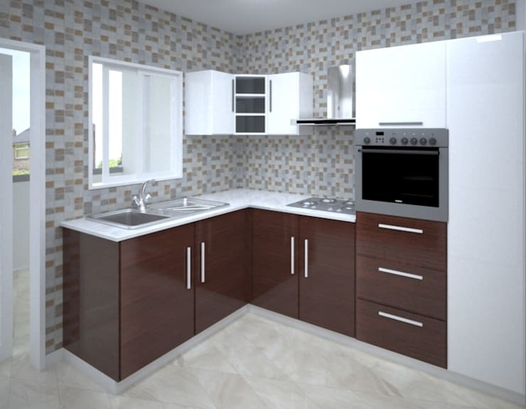 Modular Kitchen Interior Design By Vinra Interiors Homify