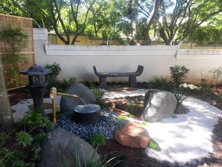 FOWLER:  Garden by Japanese Garden Concepts, Asian
