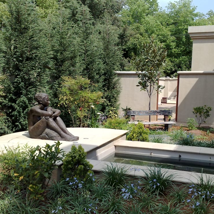 CHASKELSON:  Garden by Japanese Garden Concepts