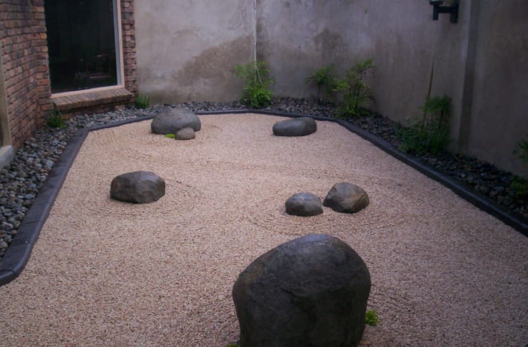 ARNOLD:  Garden by Japanese Garden Concepts