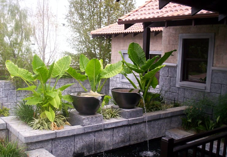 LEGGATT:  Garden by Japanese Garden Concepts, Asian