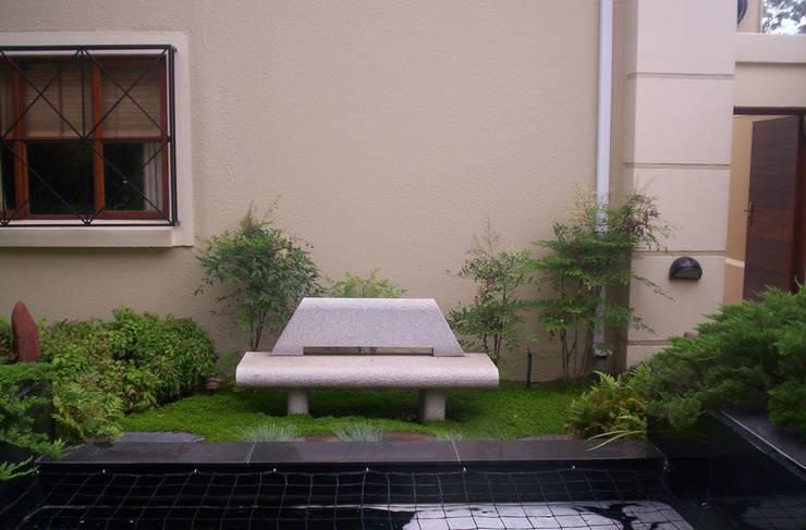 SINDELMAN:  Garden by Japanese Garden Concepts, Asian