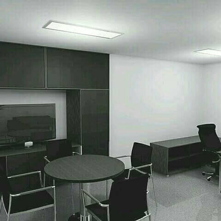 Adecuación de cocina Estudios y despachos de estilo moderno de Arte&diseño Moderno Aglomerado