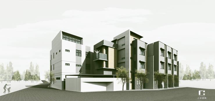 埤頭社區案:  房子 by 上埕建築