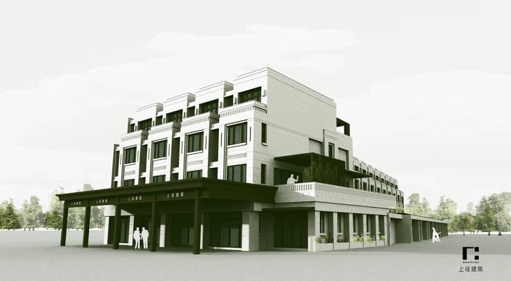 Casas de estilo  de 上埕建築, Clásico