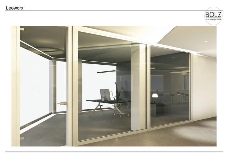 Office buildings by Bolz Licht und Wohnen · 1946, Modern