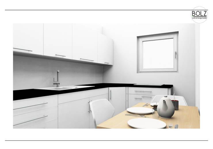 Küche:  Küche von Bolz Licht & Wohnen