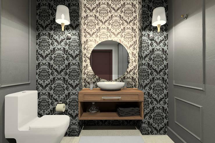 Baños de estilo  por eleganty