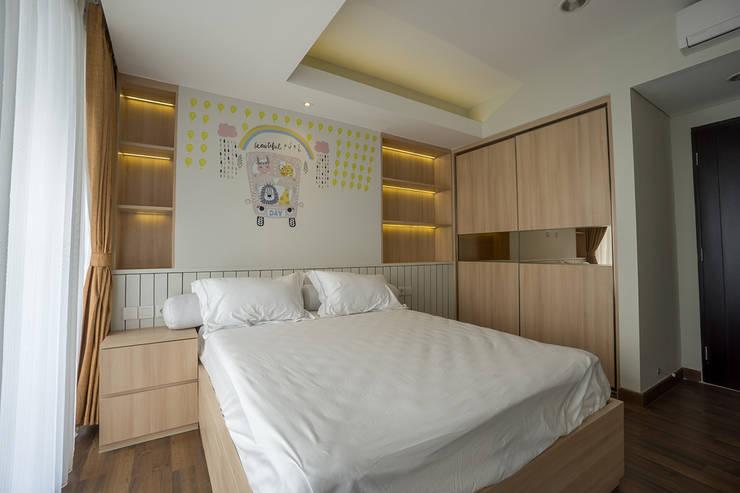 Chambre de style  par Urbano Livings