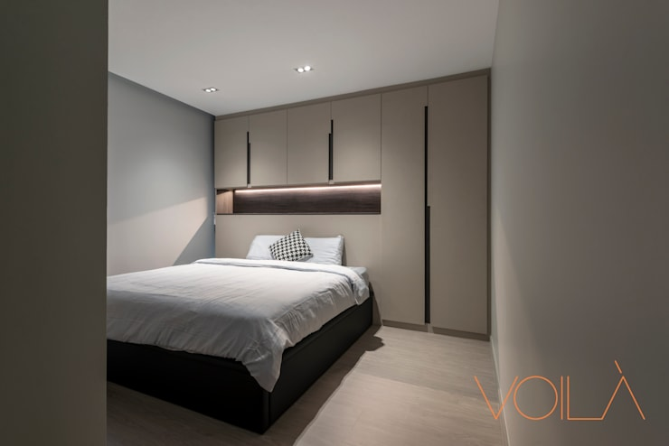 Bedroom by VOILÀ Pte Ltd
