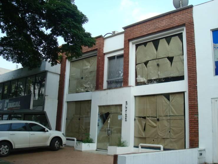 PANADERÍA CASA DEL PANDEYUCA:  de estilo  por GAGC arquitecto