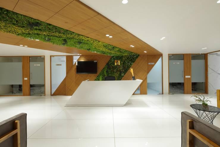 Bürogebäude von malvigajjar, Modern