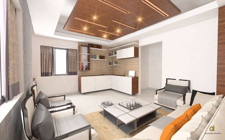 by Annotate interiors