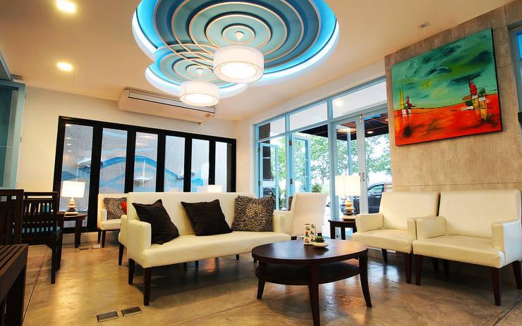 Apo Hotel & Coffee House:   by Pilaster Studio Design