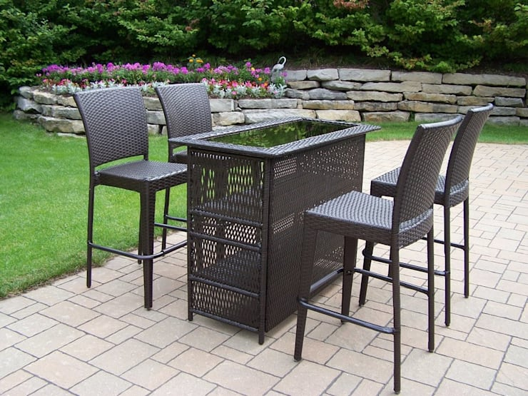 Understanding The Use & Importance of Wine Cooler Racks for Outdoor Home Bars:  Wine cellar by Perfect Home Bars