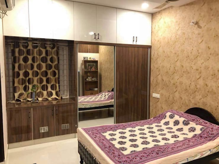 Century Infinity- Bangalore:   by Custom Decor