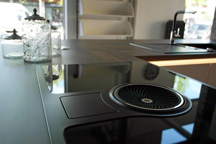 Kitchen تنفيذ stil mobil