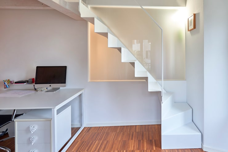 Studio Ecoarch의  계단