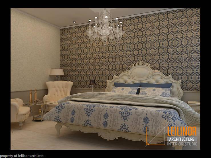 Bedroom by CV Leilinor Architect