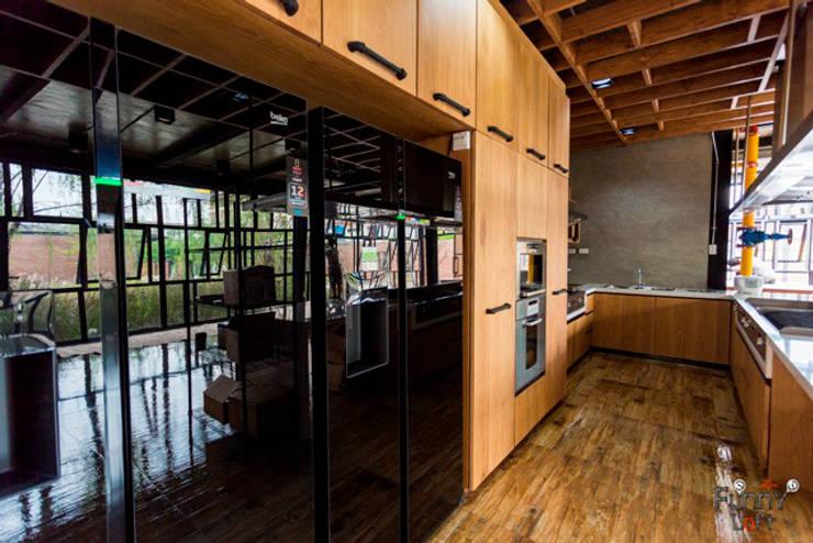 ส่องห้องครัวลอฟท์สุดแจ่ม! :   by TNC CREATIVE.CO.,LTD