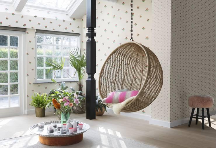HannaHome Dekorasyon  – Lazy Sunday ile evlerde her gün Pazar keyfi… :  tarz Duvar & Zemin