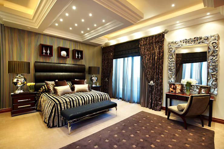 Steenberg—Meyersdal:  Bedroom by Gotz Consulting & Interiors