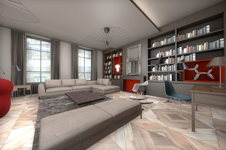 Living room by réHome