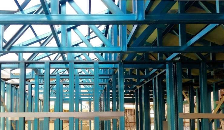 雙型鋼 配置:   by 安居住宅有限公司